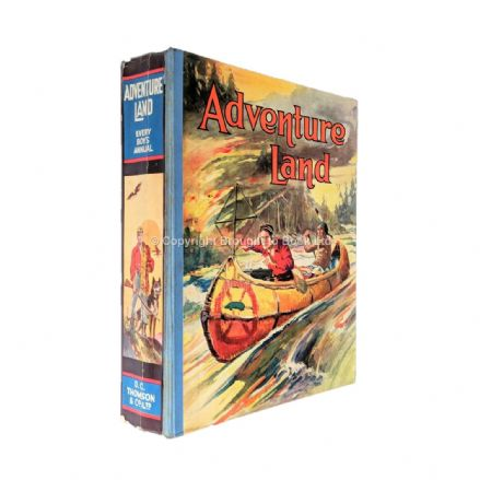 Adventure Land Annual 1934 D.C Thomson